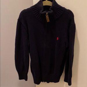 Polo Ralph Lauren boys zip up sweater